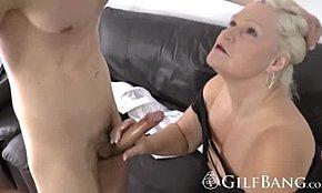 babička porno